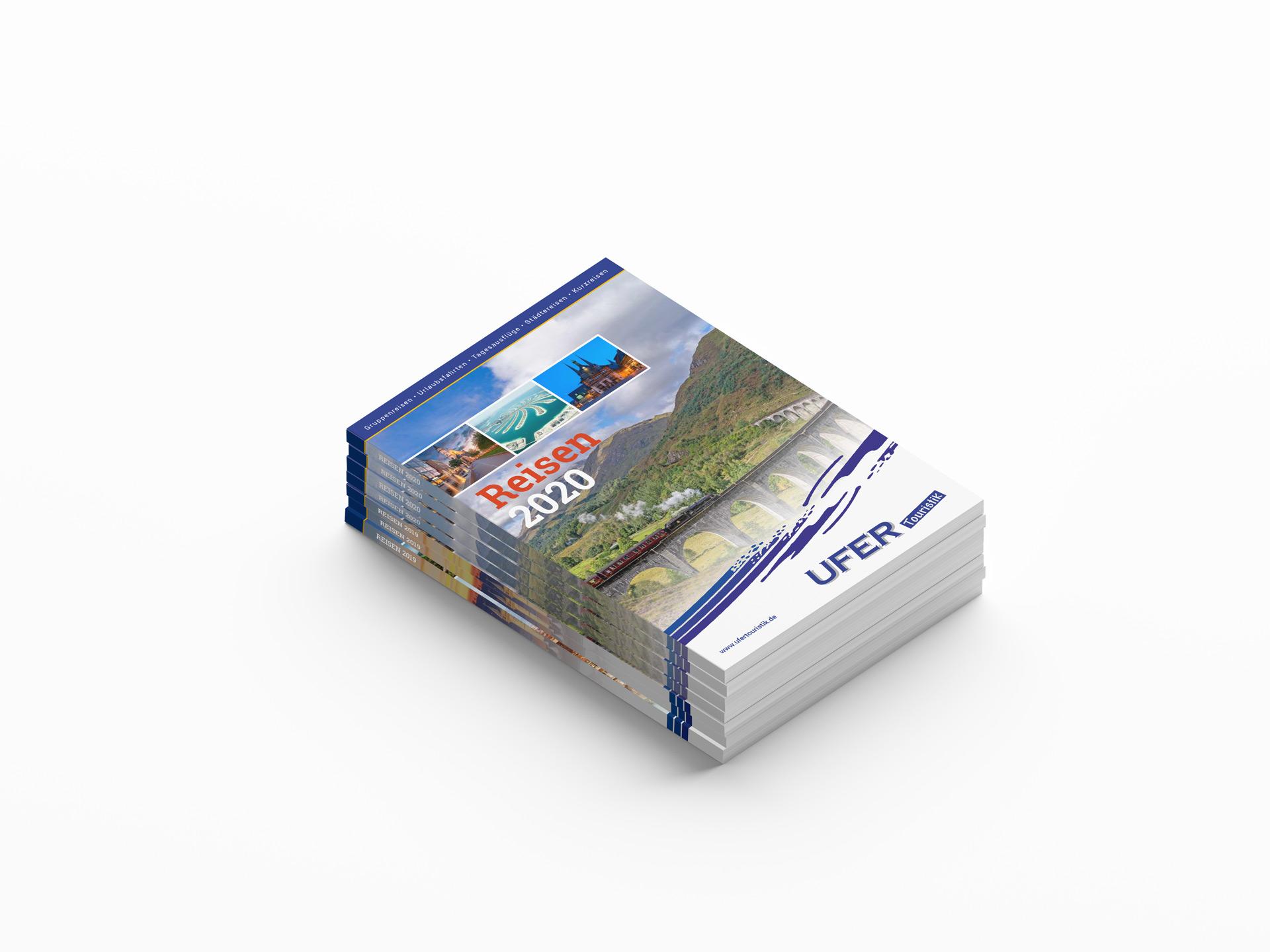 Ufer Reisen Katalog